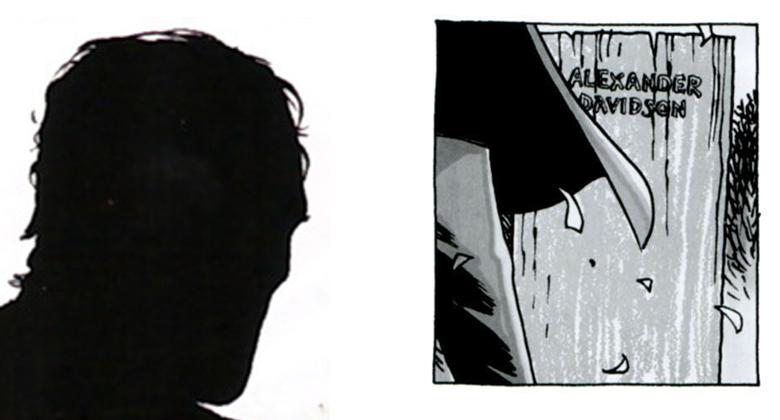 Especulando sobre The Walking Dead: Alexander Davidson pode ser o líder dos Lobos?