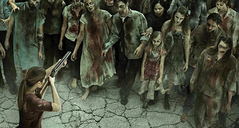 The Walking Dead Invasion | Capa e informações do sexto livro da saga