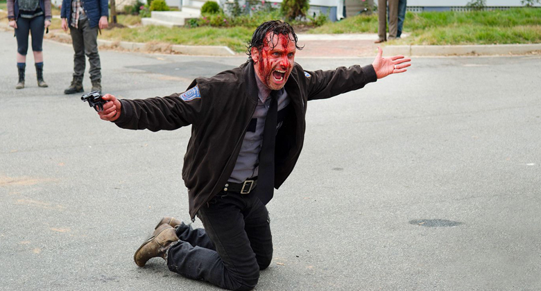 The Walking Dead Enquete: O comportamento de Rick foi o mais correto?