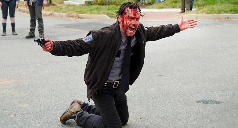 Especulando sobre The Walking Dead: Rick está parecido com Shane?