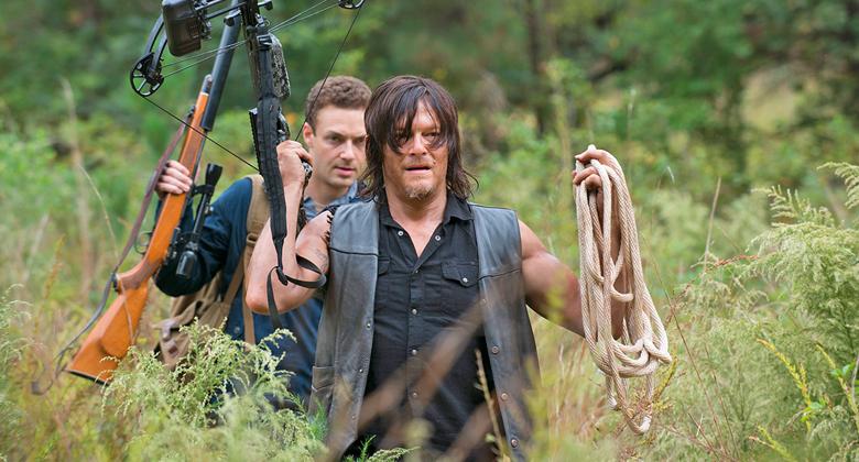 Norman Reedus conta detalhes dos bastidores do grande episódio de Daryl
