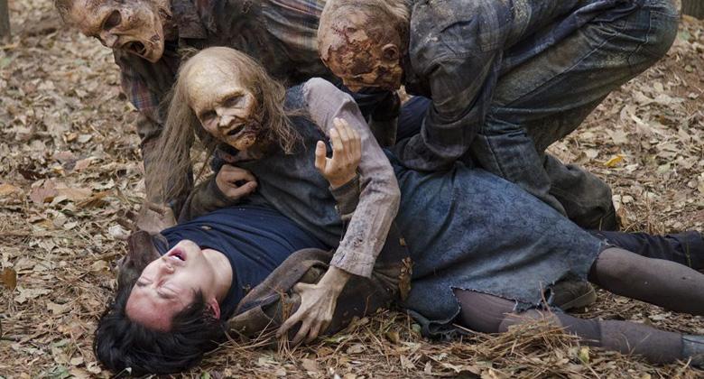 The Walking Dead S05E16: Ninguém sai, cadê os meus 90 minutos?