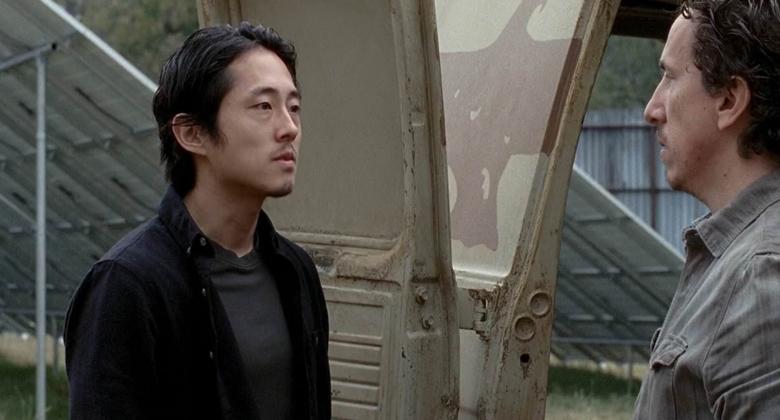 The Walking Dead 5ª Temporada: Steven Yeun fala sobre o grande confronto entre Glenn e Nicholas