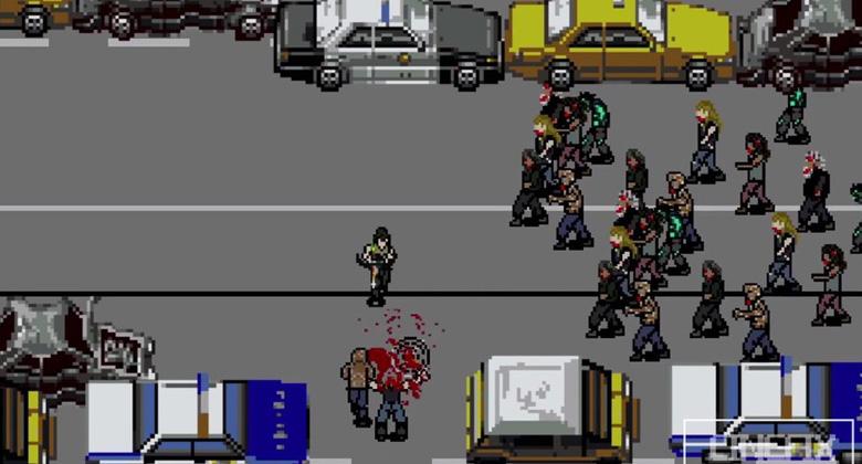 The Walking Dead ganha versão em 8 bit (1ª e 2ª temporadas)