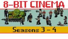 Imagem de The Walking Dead ganha versão em 8 bit (3ª e 4ª temporadas)