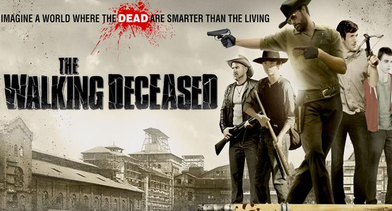 The Walking Deceased | Trailer oficial e novas imagens do filme