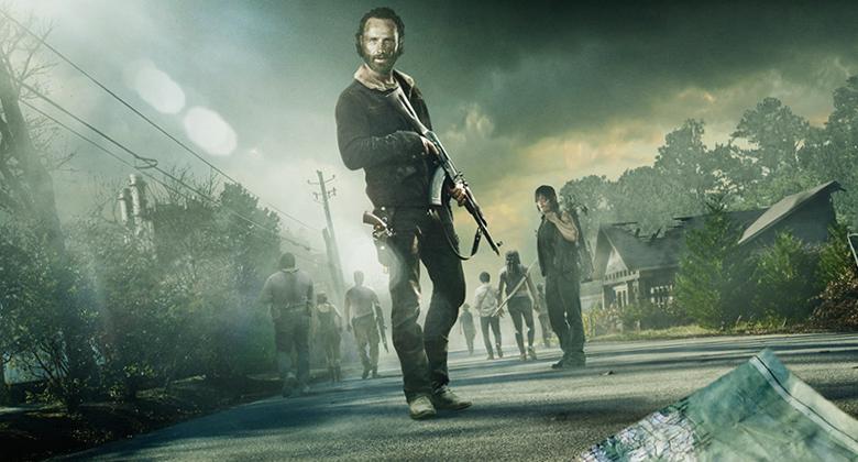 Previsões para a sexta temporada de The Walking Dead