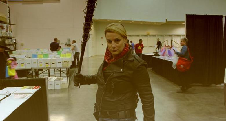 Especulando sobre The Walking Dead: Será que Negan poderia ser uma mulher?