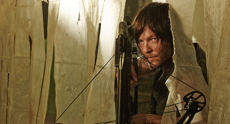 The Walking Dead 5ª Temporada: Perguntas e Respostas com Norman Reedus (Daryl)