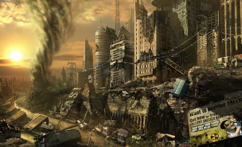 Sua cidade está pronta para o Apocalipse Zumbi?