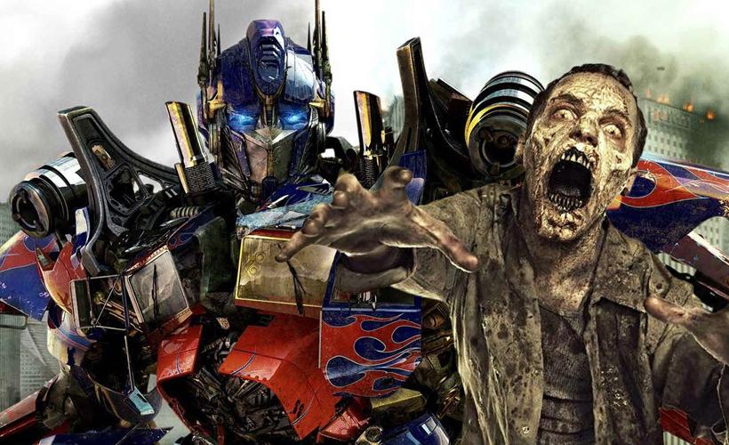 Robert Kirkman será um dos roteiristas dos próximos filmes dos Transformers