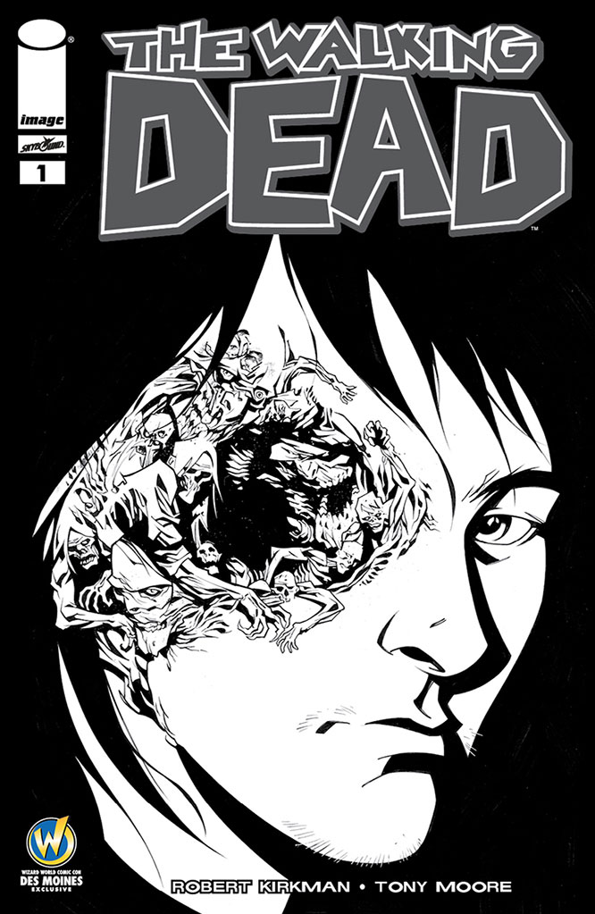 the-walking-dead-1-wizard-world-des-moines-preto-e-branco-2015