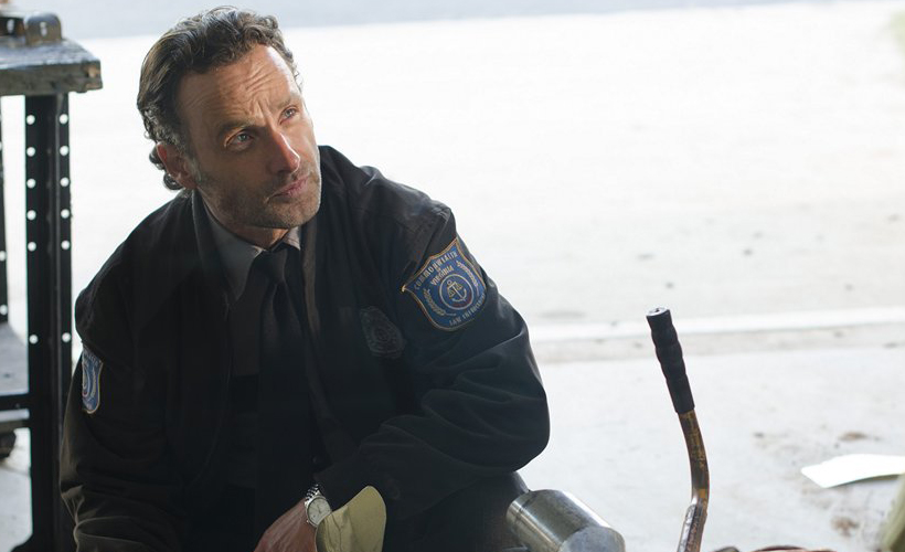 Retrospectiva da 5ª temporada de The Walking Dead com Andrew Lincoln