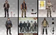 The Walking Dead Action Figures Série 8 (TV): Fotos e informações