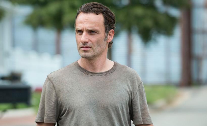 Andrew Lincoln fala sobre Morgan e a chance de Rick para o romance após o último episódio da 5ª temporada