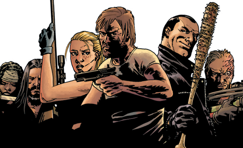 The Walking Dead Compendium 3 será lançado em Outubro