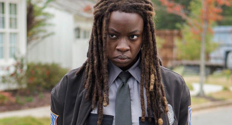 The Walking Dead 5ª Temporada: Perguntas e Respostas com Danai Gurira (Michonne)