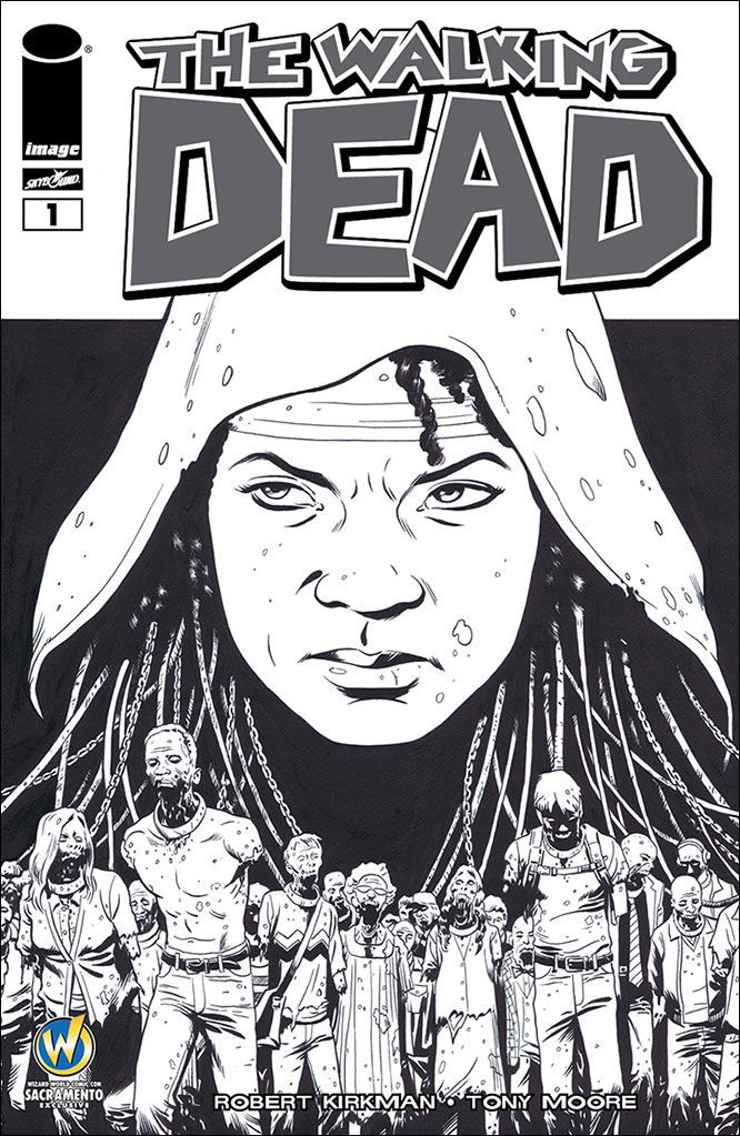 the-walking-dead-1-wizard-world-sacramento-preto-e-branco-2015
