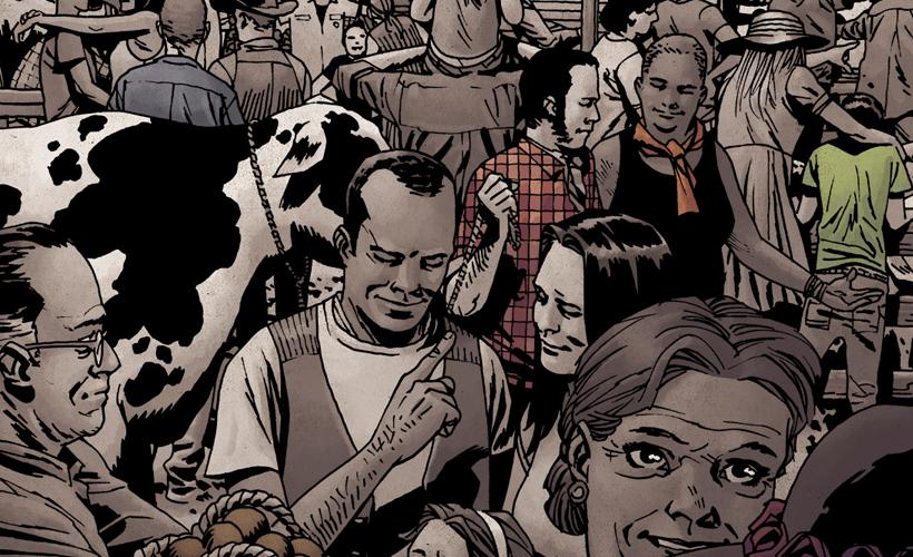 The Walking Dead 142: 05 perguntas a serem respondidas
