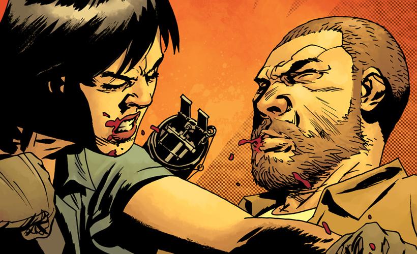 The Walking Dead 146: Arte da capa e data de lançamento
