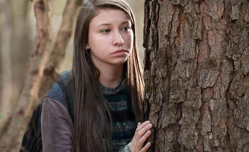 The Walking Dead 6ª Temporada: Será que Enid terá um papel importante?