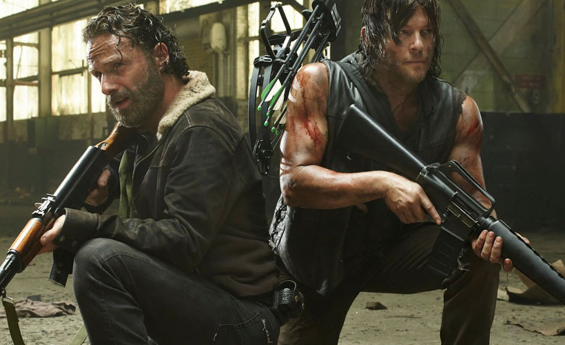 Comic Con 2015: AMC anuncia painéis de The Walking Dead e Fear the Walking Dead