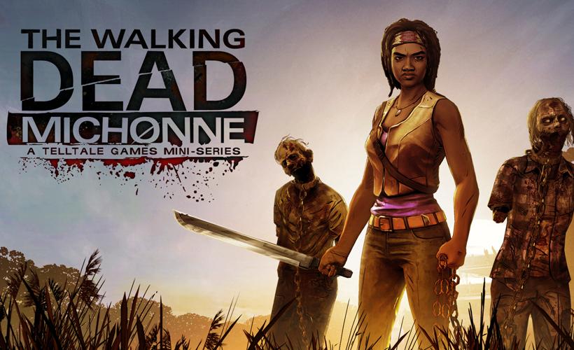 Telltale e Skybound anunciam novo jogo de The Walking Dead focado em Michonne
