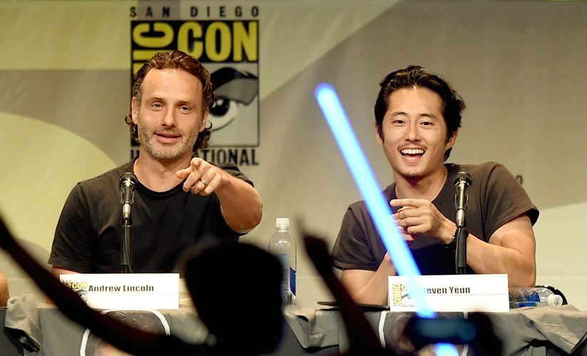 Assista ao painel de The Walking Dead na San Diego Comic Con 2015