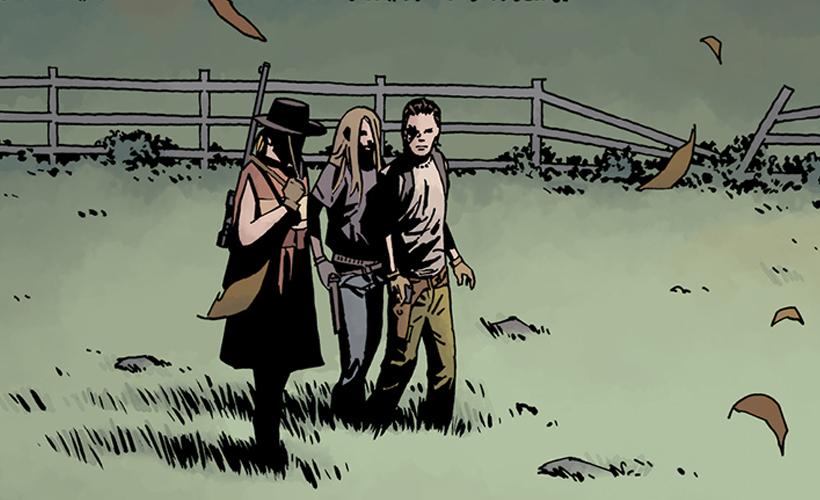 The Walking Dead 147: Arte da capa e data de lançamento