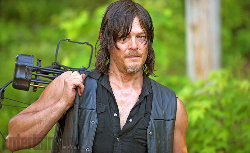 The Walking Dead 6ª Temporada: Primeiras imagens de Daryl, Glenn e Maggie