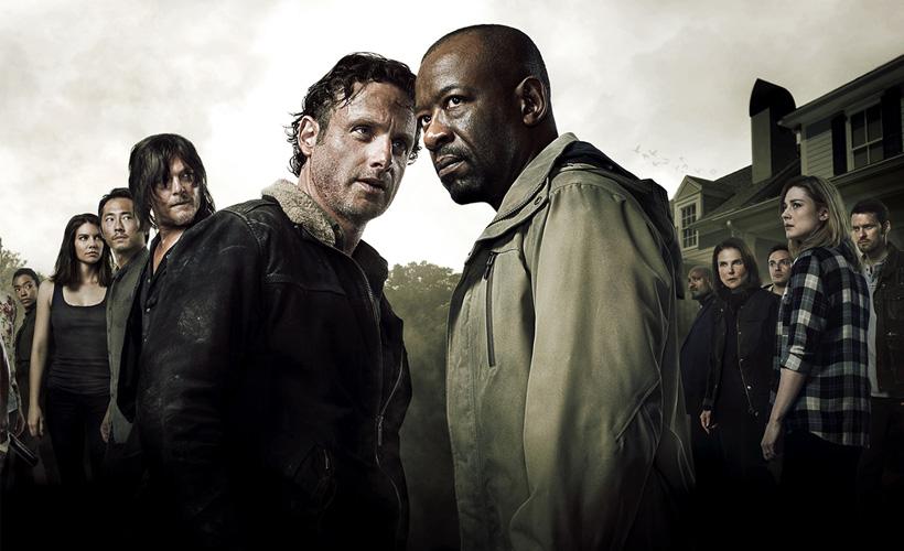Trailer da 6ª temporada de The Walking Dead