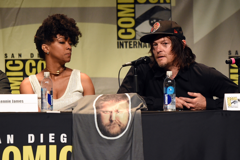 "Comic-Con International 2015 - AMC's ""The Walking Dead"" Panel"