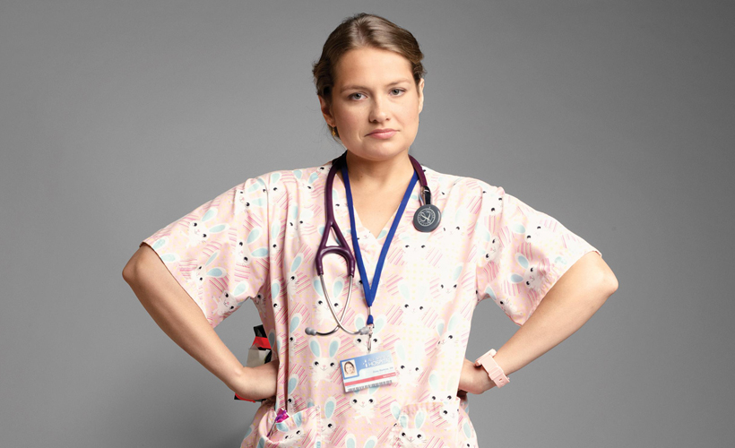 Merritt Wever entra para o elenco de The Walking Dead