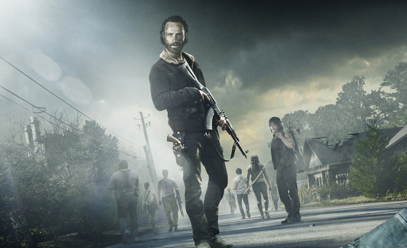 The Walking Dead recebe 4 indicações ao Emmy Awards de 2015