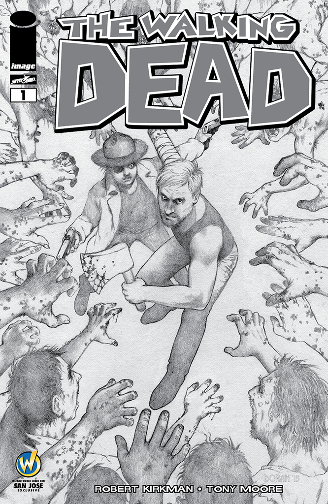 the-walking-dead-1-wizard-world-san-jose-preto-e-branco-2015
