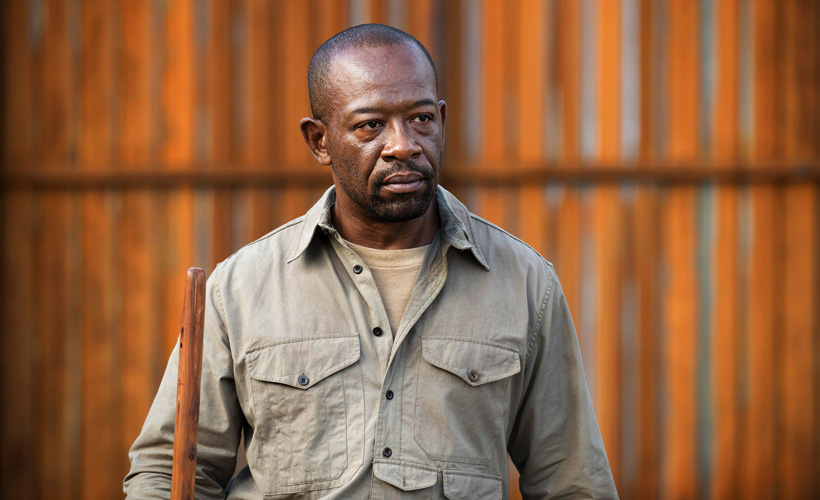 Lennie James fala sobre