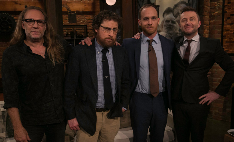 Talking Dead Brasil #38 - Scott M. Gimple, Greg Nicotero e Ethan Embry