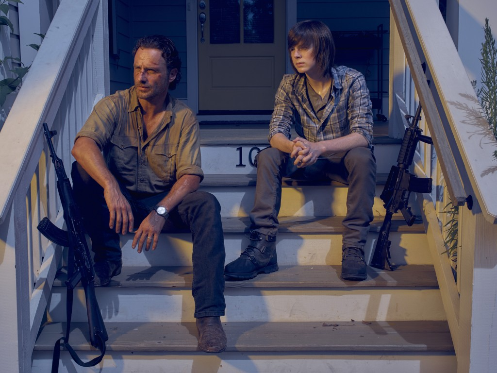 the-walking-dead-6-temporada-rick-carl