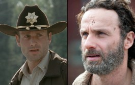 The Walking Dead - Antes & Agora: Rick (Andrew Lincoln)