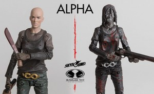 The Walking Dead Action Figure Hq Revelado O Boneco