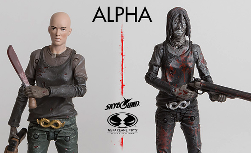 The Walking Dead Action Figure Hq Revelado O Boneco