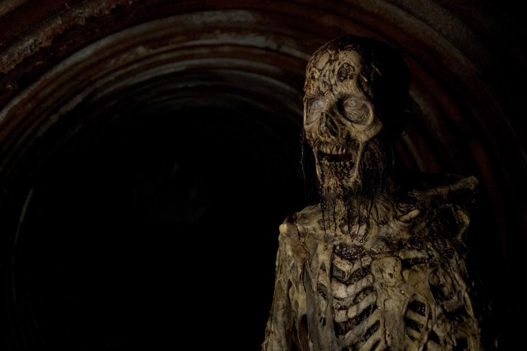 Walkers - The Walking Dead _ Season 6, Episode 5 - Photo Credit: Gene Page/AMC