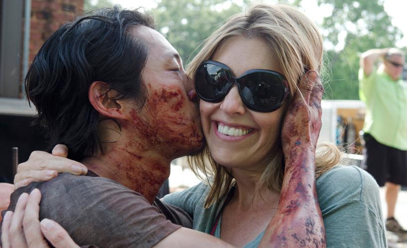 [FOTOS] The Walking Dead 6ª Temporada: Promocionais e bastidores do episódio 7