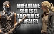 The Walking Dead Action Figures Série 9 (TV): Fotos e informações