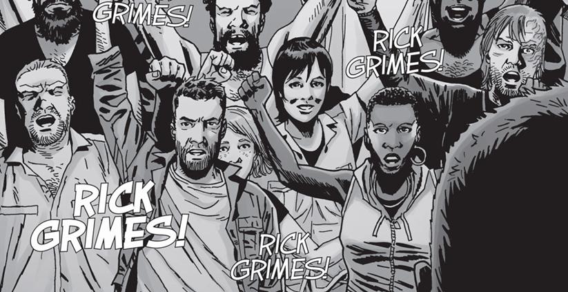 comicbook rick grimes rick grimes
