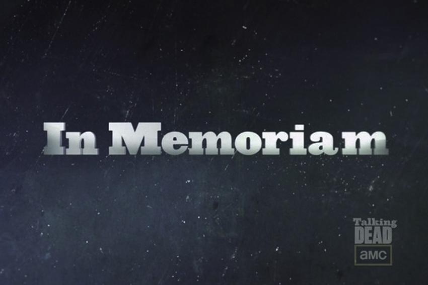 Greg Nicotero, Scott Gimple - Talking Dead _ Season 6, Episode 1 - Photo Credit: Jordin Althaus/AMC