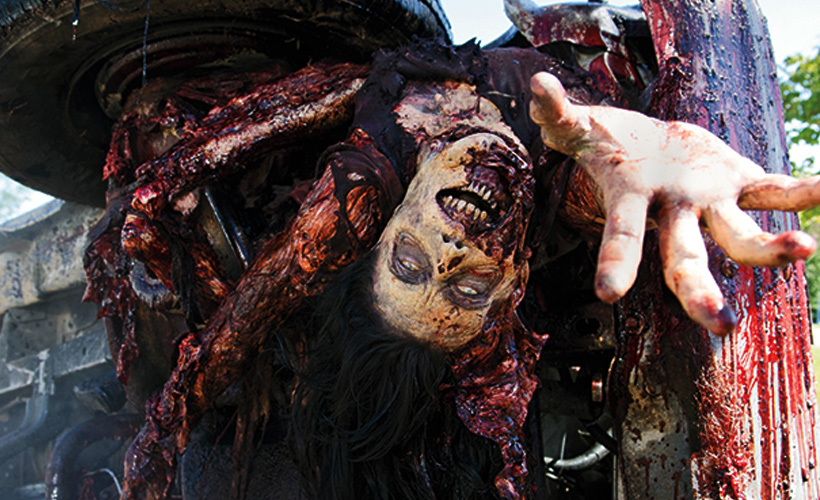 Scott M. Gimple fala sobre a introdução de Hilltop em The Walking Dead