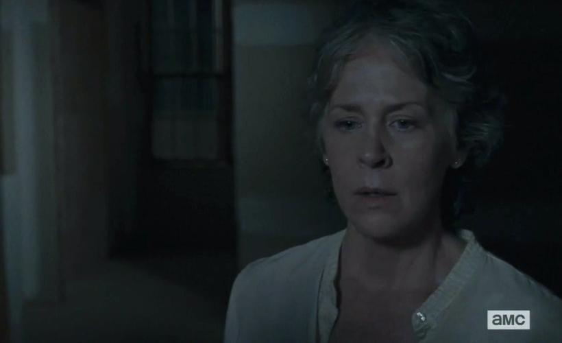 Melissa McBride fala sobre o intenso episódio de retorno da 6ª temporada de The Walking Dead
