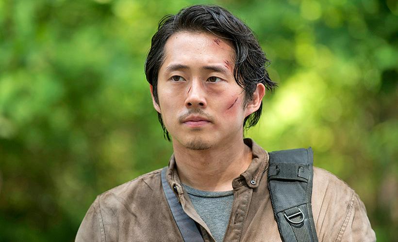 Steven Yeun explica porque Glenn nunca matou outro ser humano em The Walking Dead
