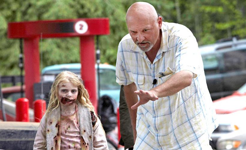 Elenco de The Walking Dead fala sobre como foi trabalhar com Frank Darabont